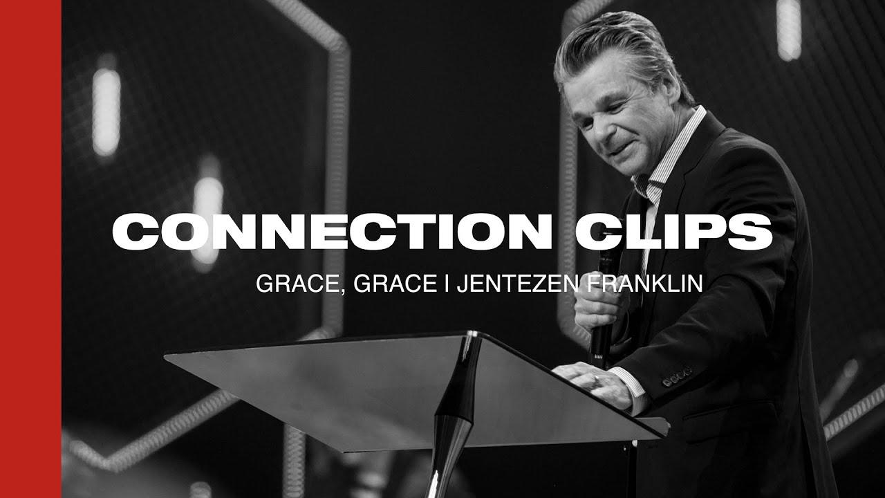 Grace, Grace Connection Clip   Jentezen Franklin