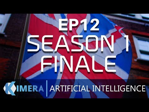 SEASON ONE FINALE | SEASON TWO TRAILER - An ICO Documentary - Kimera | Artificial Intelligence