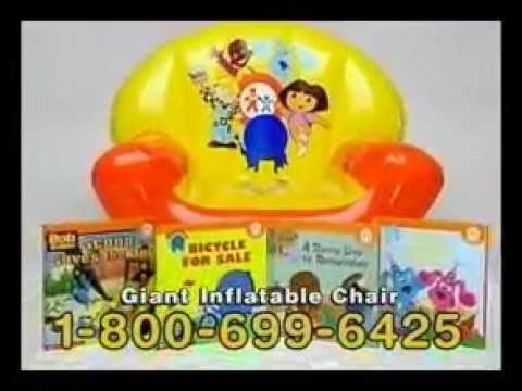 Nick Jr. Playtime Pack Commercial (2004) - YouTube