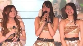 F09「原宿乙女&ピンクダイヤモンド公演」「桜、卒業、春休み、でもやっ...