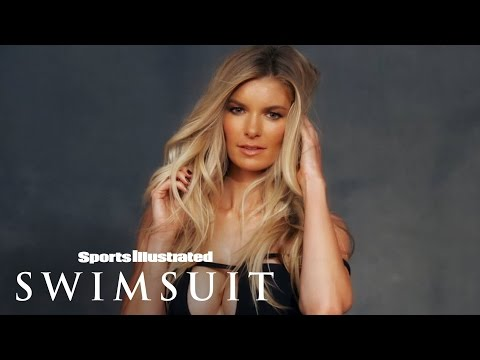 Marisa Miller Behind The Scenes SI Swimsuit Legends | Legends | Sports Illustrated Swimsuit