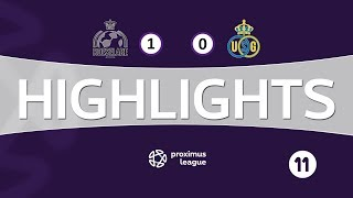 Highlight NL / Roeselare - Union (29/04/2018)