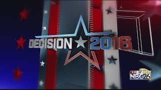 NBC26 Today -- Polls Expected to Be Busy For Wisconsin Primary