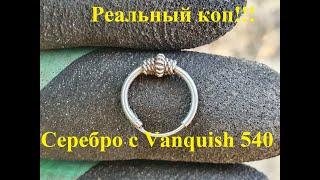 Коп в лесу с Minelab Vanquish 540 Фильм 72