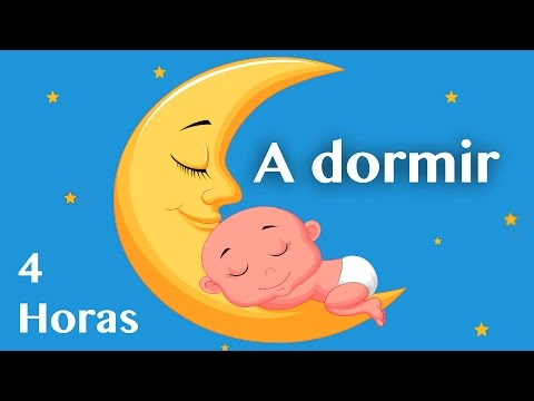 ★4 HORAS★ NANA ❤A Dormir ❤Canción de Cuna relajante para Bebés - Brahms Lullaby ★