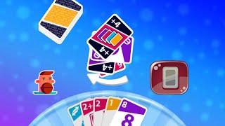 Дуо (Duo Cards) // Геймплей