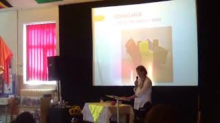 Karla Tattersall | Looking Back Going Forward | Ladies Encouragement Day Sept 2019