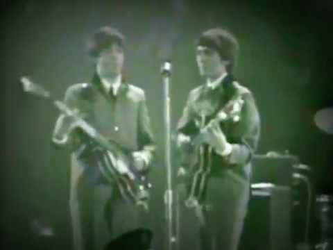 THE BEATLES - TWIST AND SHOUT - 11 February 1964: Live: Washington Coliseum, Washington, DC ..