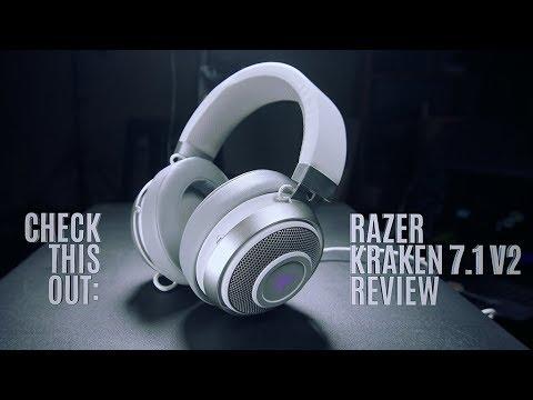 Check This Out: Razer Kraken 7.1 V2 Review (feat. Pompi Of Bren Esports!)