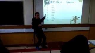 Clase de Chino Liceo Rodulfo Amando Philippi Paillaco
