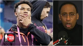 Stephen A. fired up about Charley Casserly's negativity towards Kyler Murray | Stephen A. Smith Show