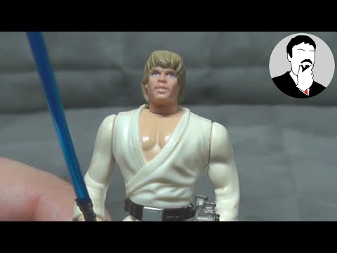 Nineties Star Wars Figures Showcase | Ashens