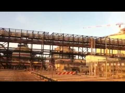 Construction Life in Algeria