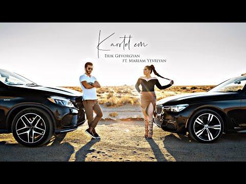 ERIK GEVORGYAN FT MARIAM YEVRIYAN - ''KAROTEL EM'' (ZEMËR ARMENIAN VERSION) OFFICIAL MUSIC VIDEO