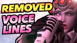 12 Voice Lines That Got REMOVED From Overwatch