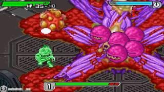 Scurge Hive - Gameplay (GBA)