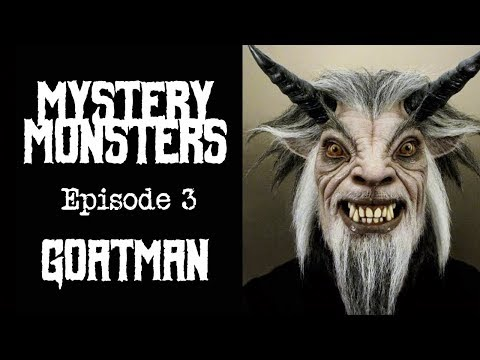 [हिन्दी] Goatman In Hindi | Mystery Monsters | Episode 3 | Pope Lick Monster In Hindi | Goat-Man