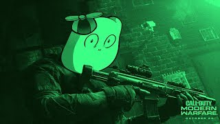 Call of Duty Goes Green