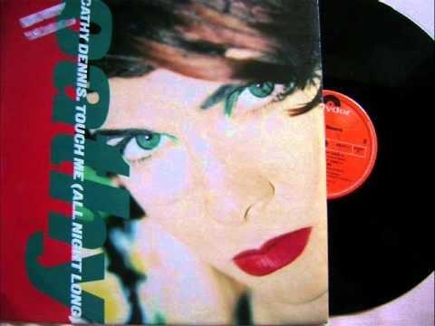 All Night Long (Touch Me) (Original Album Version) - Cathy Dennis