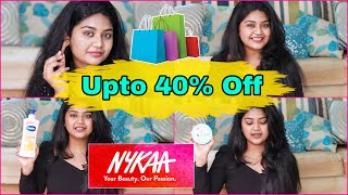 😱Upto 40% Off 🔥Nykaa Product Recommendation In Malayalam _ Summer Super Saver Days