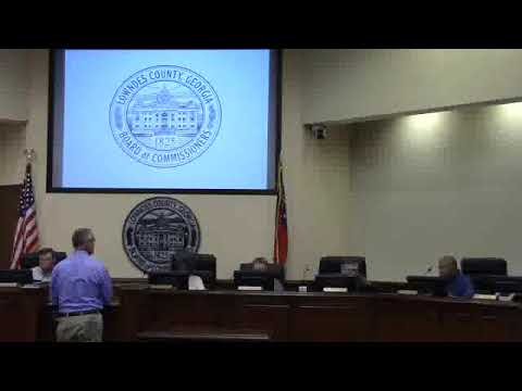 7.f. Amendment, Lowndes County Fire Rescue Standard Operating Procedures (SOP) @ LCC Work 2019-05-13