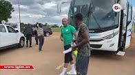 Première séance d'entraînement des Lions en ESwatini