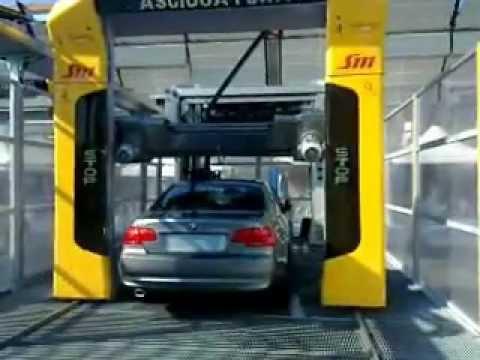 Best Car Wash >> Worlds Best Auto Car Wash System Jethooxpress Stargate S111 Youtube