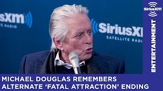 Michael Douglas remembers the alternate ending of 'Fatal Attraction'