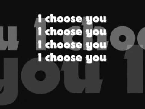 I Choose You - Mario (Lyrics)
