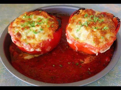 recette-124-:-poivrons-farcis-(feta,-viande-haché,-riz,-légumes)-/-stuffed-peppers
