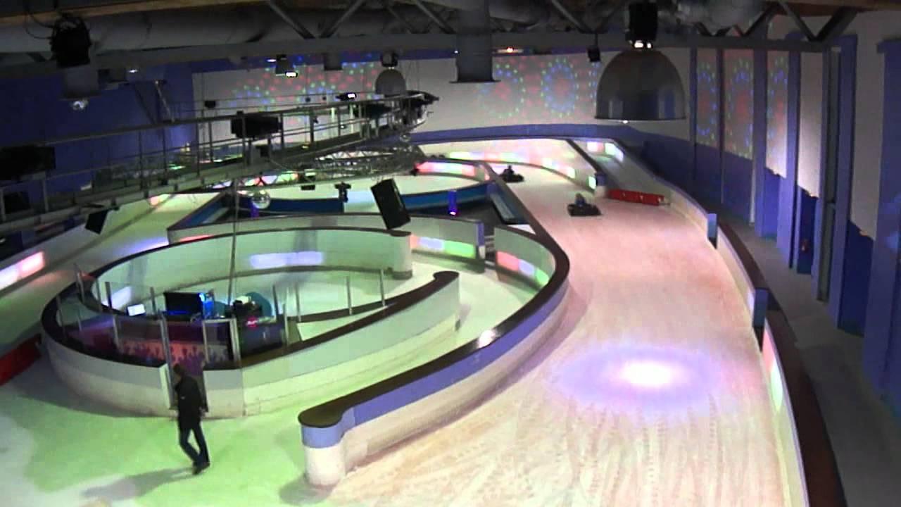 kart sur glace la patinoire de montpellier youtube. Black Bedroom Furniture Sets. Home Design Ideas