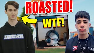 Bugha ROASTED By Pros & Internet For this.. Khanada GOES OFF! FaZe Sway KNG House? Mongraal POP OFF!