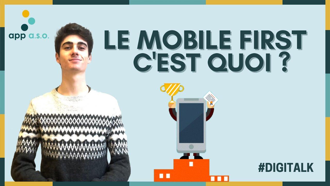 La stratégie Mobile First : développez votre activité digitale !