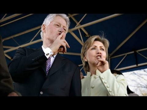 Now, or later, the Clintons will be toast
