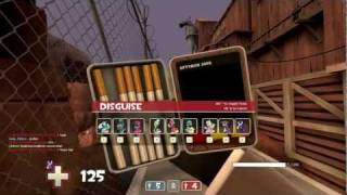 TF2 Pony Mod Ponies HUD and LoadOut Changes