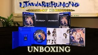 A Magical Utawarerumono: Mask of Deception Unboxing Video