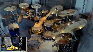 Disturbed - The Game (Drum Cover by Panos Geo)