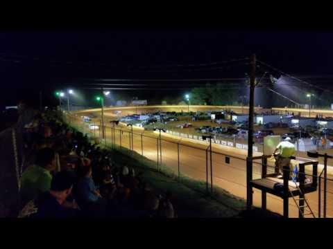 Laurens Speedway Stock Thunder 8/5/17