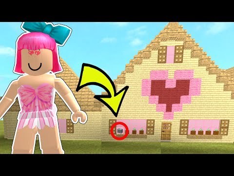 Roblox: FIND THE BUTTON!!! - IN MY HOUSE!