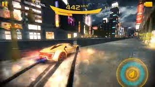 ASPHALT 8 : AIRBORNE: TOKYO RE. - Lykan 1655 - 1:41:799 - Quick Solo race mode