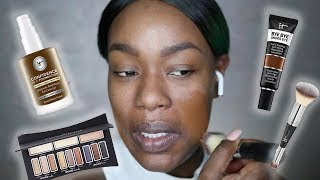 """Girl?! Full face It Cosmetics """"Confidence in a foundation review"""""""