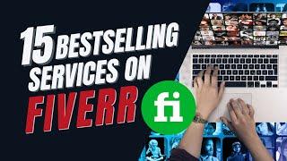 15 Bestselling Services on Fiverr screenshot 5