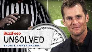 Tom Brady's Infamous Football Cheating Scandal
