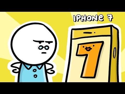 il Dr. Culocane recensisce l'iPhone SETTE