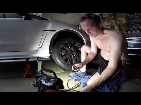 2015 Subaru WRX Ep. 776: The 24,093 Mile Brake Pad Check