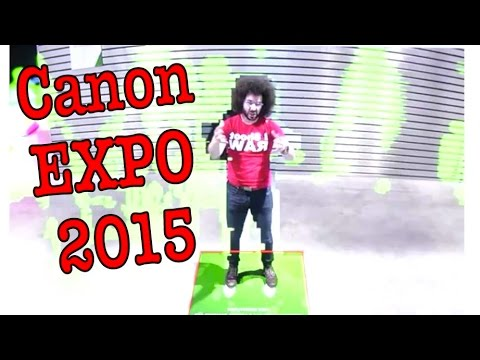 250 Megapixel Sensors, 4000000 ISO, 8K Cameras and Big Ass Printers: Canon Expo 2015