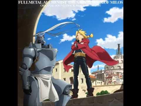 Fullmetal Alchemist Brotherood Movie OST - Unstained Alchemist