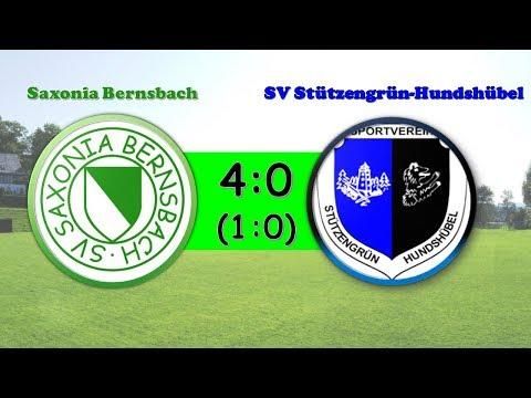 D-Jugend Pokalspiel Saxonia Bernsbach - SV Stützengrün/Hundshübel
