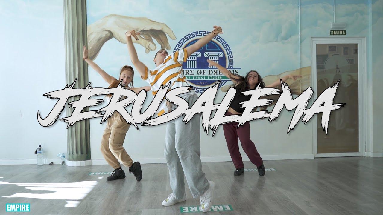 Master KG - Jerusalema Feat. Nomcebo | Choreography by Sebastian linares