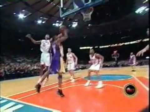 Kobe With No Regard For Human Life